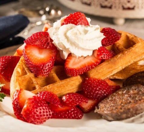 Breakfast, Honeybee Inn Bed & Breakfast